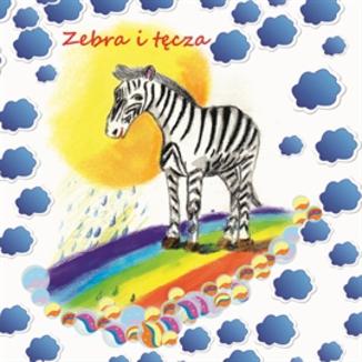 Okładka książki Zebra i tęcza