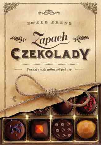 Okładka książki/ebooka Zapach czekolady