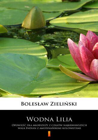 Okładka książki/ebooka Wodna Lilia. Opowieść dla młodzieży z czasów najkrwawszych walk Indian z amerykanskimi kolonistami