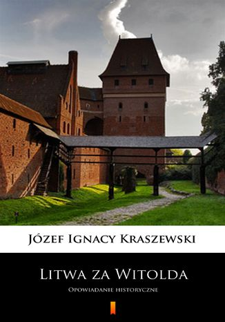Okładka książki Litwa za Witolda. Opowiadanie historyczne