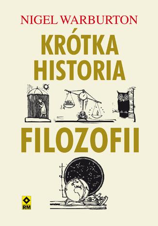 Okładka książki/ebooka Krótka historia filozofii