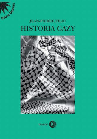 Okładka książki Historia Gazy