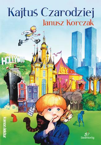 Okładka książki Kajtuś czarodziej