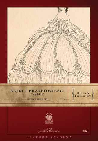 Okładka książki Bajki i przypowieści