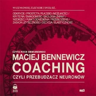 Okładka książki Coaching czyli Przebudzacz Neuronów
