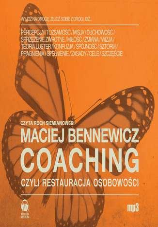 Okładka książki/ebooka Coaching czyli Restauracja Osobowości
