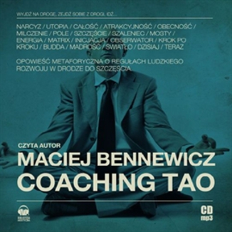 Okładka książki Coaching Tao