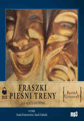 Okładka książki Fraszki Pieśni Treny
