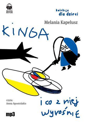 Okładka książki Kinga i co z niej wyrośnie