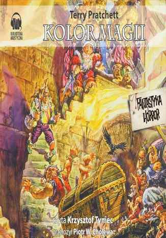 Okładka książki Kolor magii