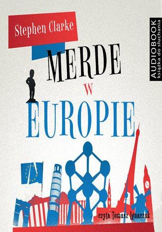 Okładka książki/ebooka Merde w Europie