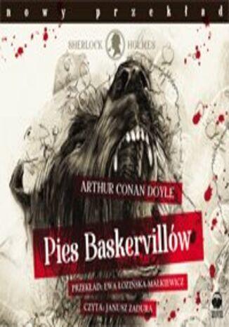Okładka książki Pies Baskervillów