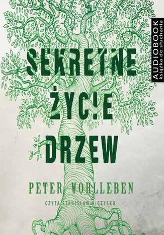 Okładka książki Sekretne życie drzew