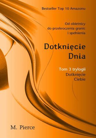 Okładka książki/ebooka Dotknięcie dnia