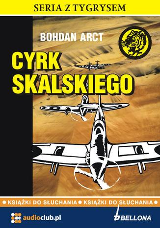 Okładka książki/ebooka Cyrk Skalskiego