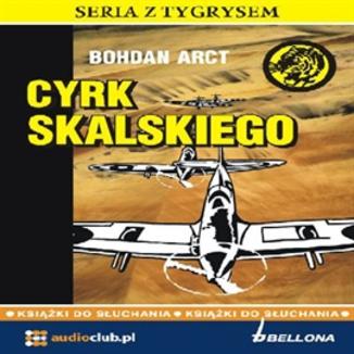 Okładka książki Cyrk Skalskiego
