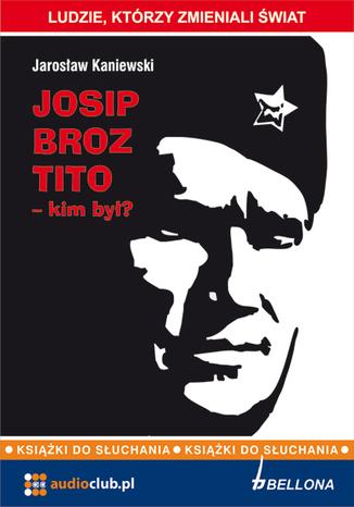 Okładka książki/ebooka Josip Broz Tito
