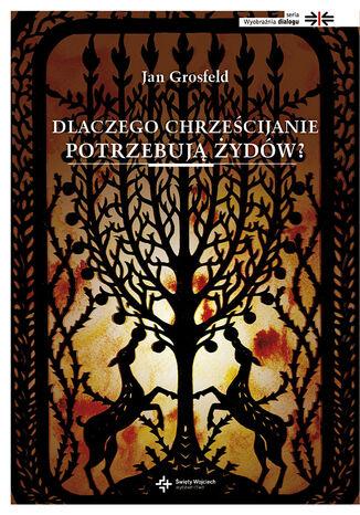 Okładka książki/ebooka Dlaczego chrześcijanie potrzebują Żydów?
