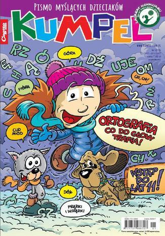 Okładka książki Kumpel nr 1 (215). Pismo myślących dzieciaków i ich rodziców