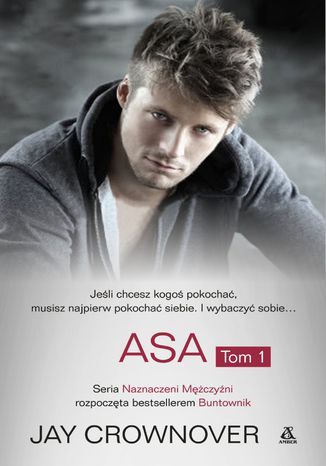 Okładka książki Asa. Tom 1