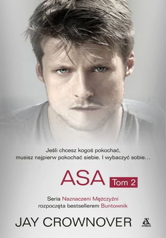 Okładka książki Asa. Tom 2