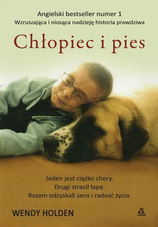 Okładka książki Chłopiec i pies