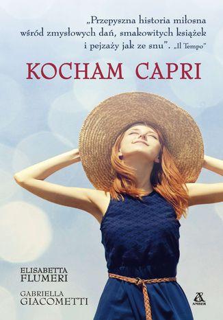 Okładka książki/ebooka Kocham Capri