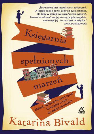 Okładka książki/ebooka Księgarnia spełnionych marzeń
