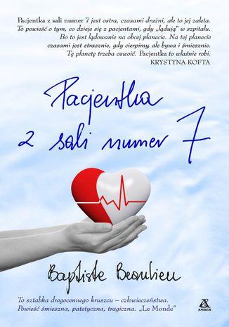Okładka książki Pacjentka z sali nr 7