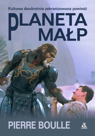 Okładka książki/ebooka Planeta małp