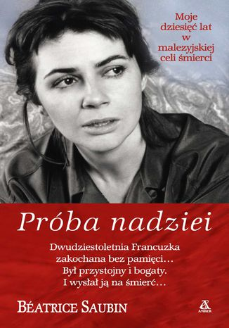 Okładka książki/ebooka Próba nadziei