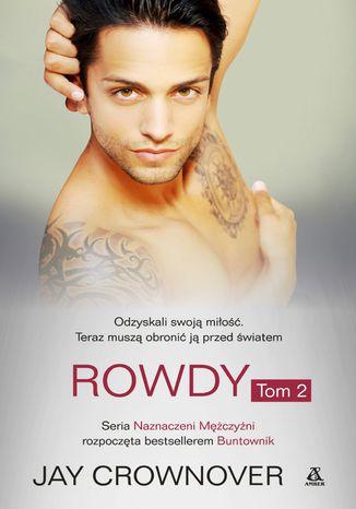 Okładka książki Rowdy. Tom 2