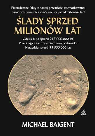 Okładka książki Ślady sprzed milionów lat