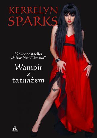 Okładka książki Wampir z tatuażem