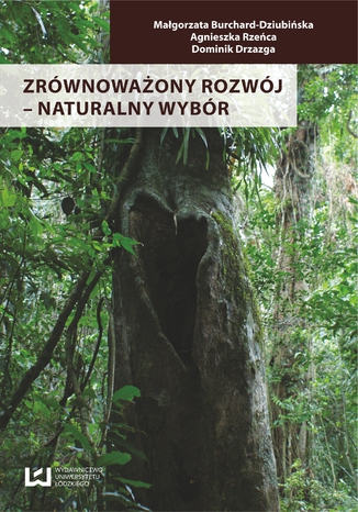 Okładka książki Zrównoważony rozwój - naturalny wybór