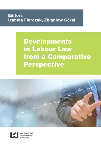 Okładka książki Developments in Labour Law from a Comparative Perspective