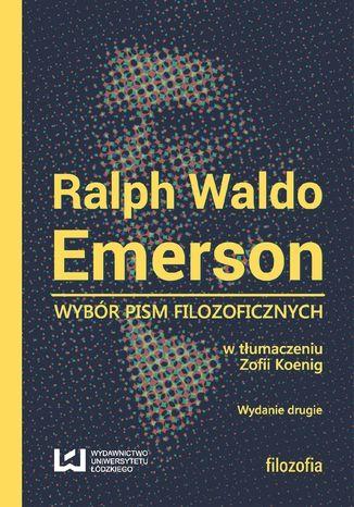 Okładka książki/ebooka Wybór pism filozoficznych. Wydanie drugie