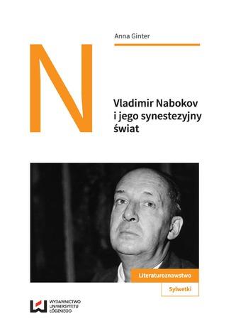 Okładka książki Vladimir Nabokov i jego synestezyjny świat