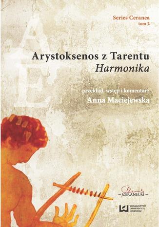 Okładka książki Arystoksenos z Tarentu. 'Harmonika'
