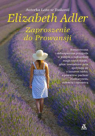 Okładka książki Zaproszenie do Prowansji