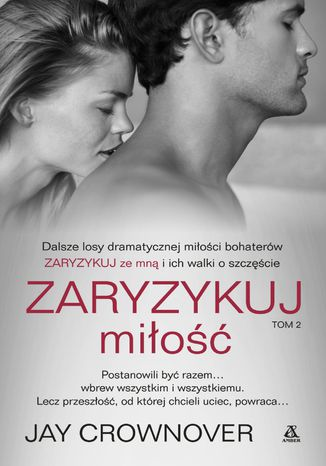 Okładka książki/ebooka Zaryzykuj miłość. Tom 2