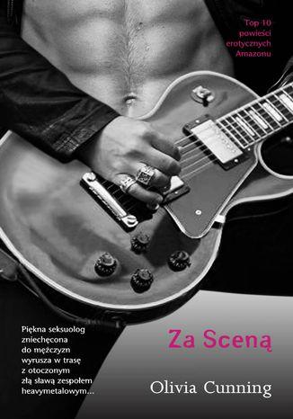 Okładka książki Za Sceną
