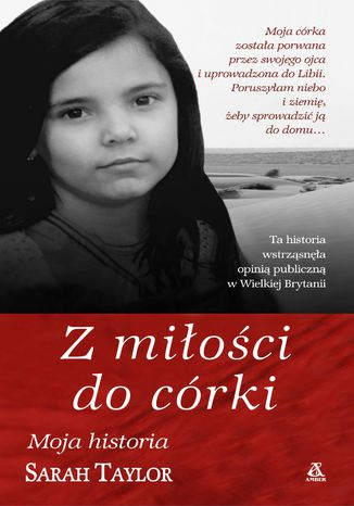 Okładka książki/ebooka Z miłości do córki