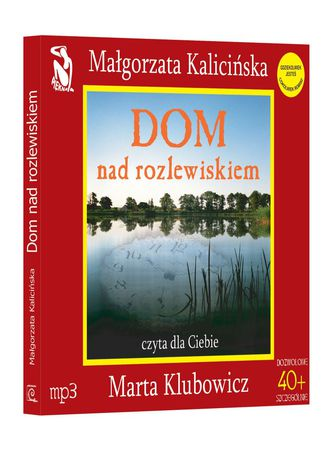 Okładka książki Dom nad rozlewiskiem - 4,5 godziny darmowego słuchania