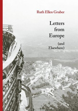 Okładka książki/ebooka Letters from Europe (and Elsewhere)