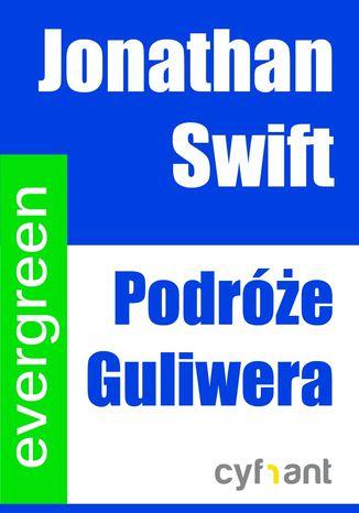 Okładka książki Podróże Gulliwera