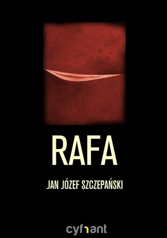 Okładka książki Rafa
