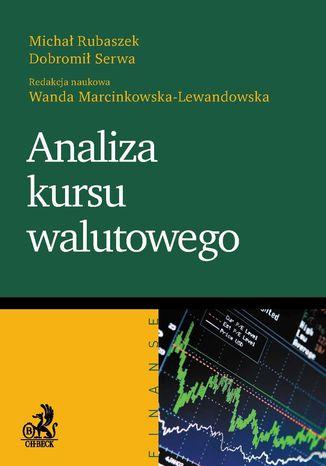 Okładka książki/ebooka Analiza kursu walutowego