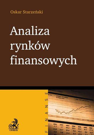 Okładka książki/ebooka Analiza rynków finansowych