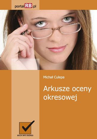 Okładka książki/ebooka Arkusze oceny okresowej